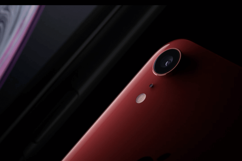 iphone xr - pantalla